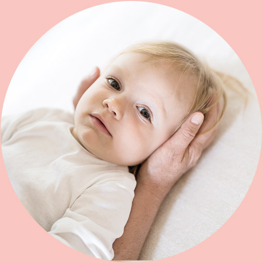 Cranio für Babys & Mütter